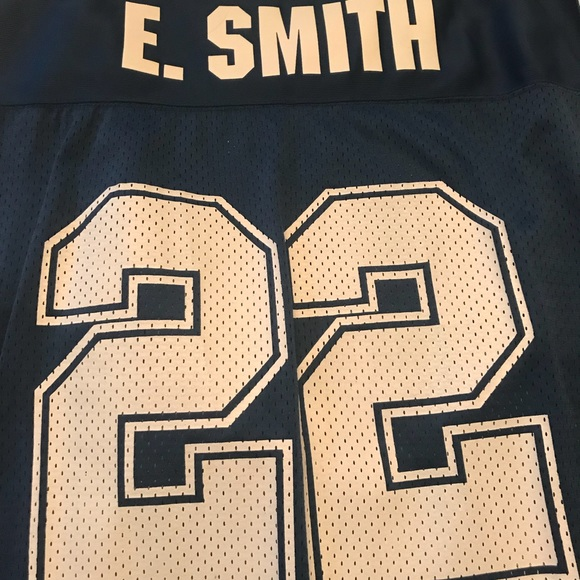 best authentic a645d 1d091 Dallas Cowboys Emmitt Smith jersey!